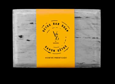 V76 - Detox Bar Soap is listed (or ranked) 5 on the list 15 Male Care Products That Promote Personal Hygiene And Confidence