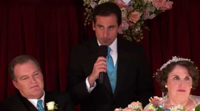 Phyllis' Wedding (Season 3, Ep... is listed (or ranked) 1 on the list The Most Awkward, Impossible To Watch Episodes Of 'The Office' Because Of Michael