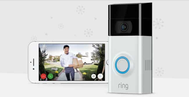 Ring AKA DoorBot is listed (or ranked) 4 on the list The 12 Best Products Featured On 'Shark Tank'