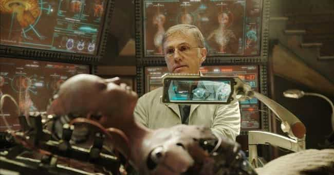 Dr. Chiren And Dr. Ido Are Bot... is listed (or ranked) 4 on the list Easter Eggs And References In 'Alita: Battle Angel'
