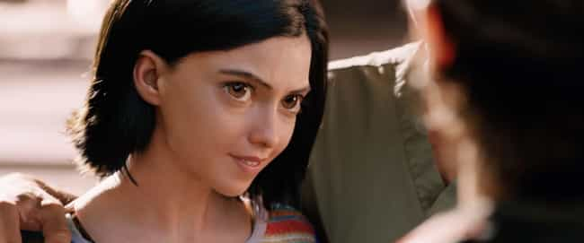 Older Alita Wears Makeup... is listed (or ranked) 4 on the list Easter Eggs And References In 'Alita: Battle Angel'