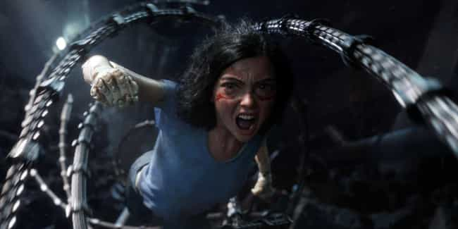 Several Characters Mention Pan... is listed (or ranked) 4 on the list Easter Eggs And References In 'Alita: Battle Angel'