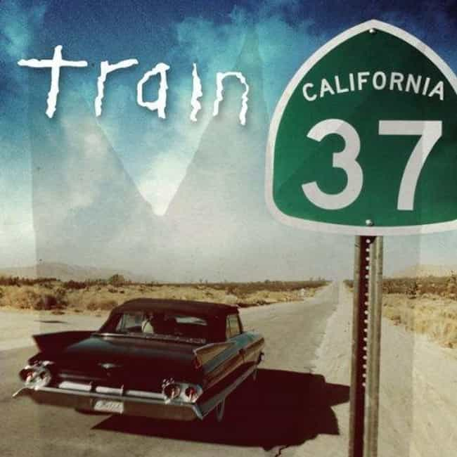 California 37 is listed (or ranked) 2 on the list The Best Train Albums, Ranked