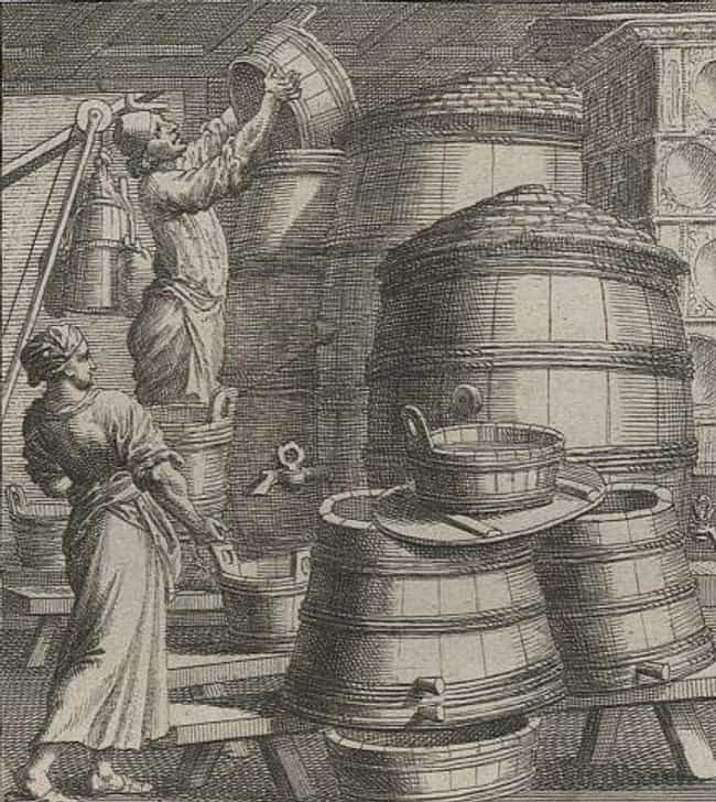 Vinegar is listed (or ranked) 1 on the list Things You Won't Believe Europeans Ate During The Plague