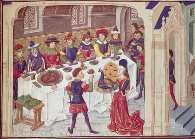 A Variety Of Meats is listed (or ranked) 4 on the list Things You Won't Believe Europeans Ate During The Plague