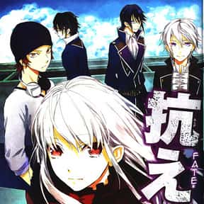 K is listed (or ranked) 2 on the list The Best Anime Like Bungou Stray Dogs