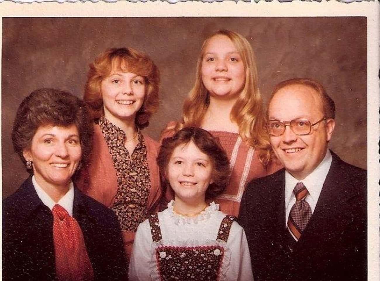 The Broberg Family Met Robert Berchtold At Church