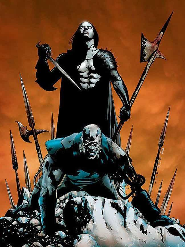 Dracula Fights Apocalyps... is listed (or ranked) 1 on the list Dracula Is A Bigger Part Of Marvel Comics History Than You Ever Would Have Guessed
