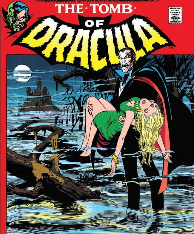 He Fights For The Confed... is listed (or ranked) 2 on the list Dracula Is A Bigger Part Of Marvel Comics History Than You Ever Would Have Guessed