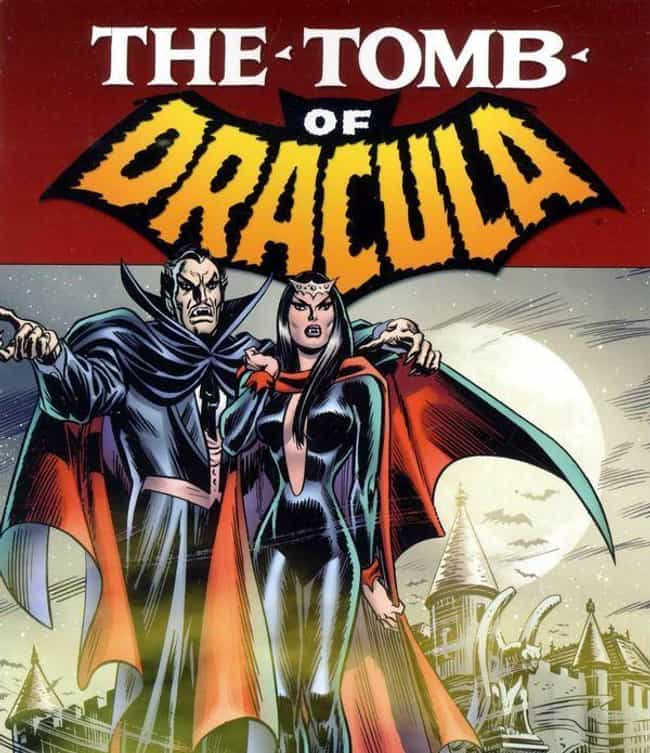 In The Marvel Universe, ... is listed (or ranked) 3 on the list Dracula Is A Bigger Part Of Marvel Comics History Than You Ever Would Have Guessed