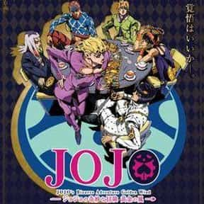 JoJo's Bizarre Adventure: Gold is listed (or ranked) 20 on the list The Best Anime Like Bungou Stray Dogs