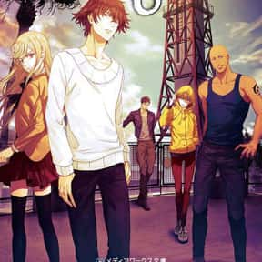 Hakata Tonkotsu Ramens is listed (or ranked) 7 on the list The Best Anime Like Bungou Stray Dogs