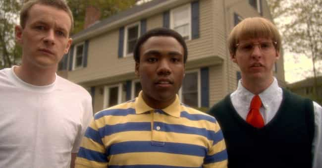2009: His Comedy Group, ... is listed (or ranked) 1 on the list A Timeline Of How Donald Glover Went From Class Clown To Writing The Best Song Of 2018