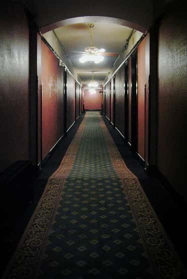Ghosts Stay With The Guests At The Lowe Hotel