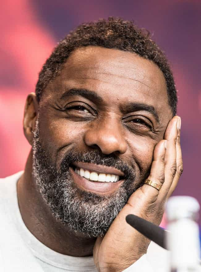 He's A Devoted (And Goofy) Dad... is listed (or ranked) 2 on the list 15 Facts About Idris Elba That Will Make You Even Thirstier