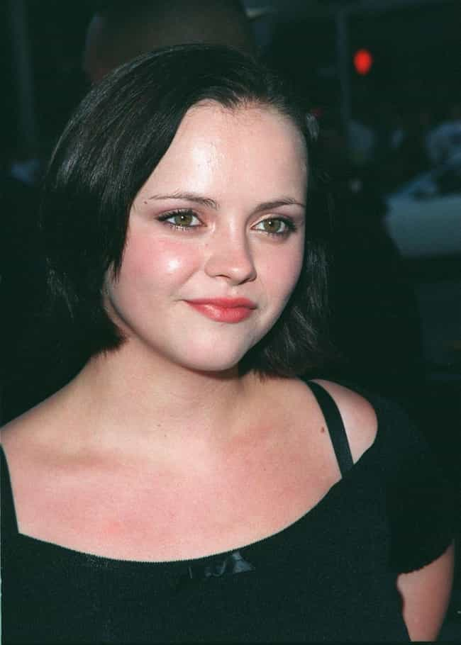 Childhood Interviews With Her ... is listed (or ranked) 3 on the list Facts About Christina Ricci That Prove She Was Born To Play Wednesday Addams