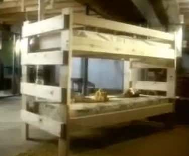 The Demonic Bunk Bed is listed (or ranked) 1 on the list The Most Terrifying Paranormal Segments From 'Unsolved Mysteries'