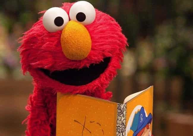 Elmo Is In A State Of Constant... is listed (or ranked) 4 on the list Dark 'Sesame Street' Fan Theories