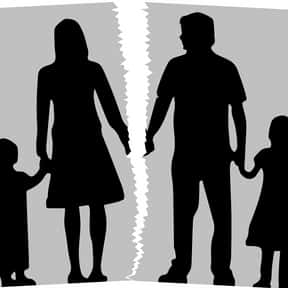 Having Two Distinct Families is listed (or ranked) 8 on the list 23 Things Only Children Of Divorce Understand
