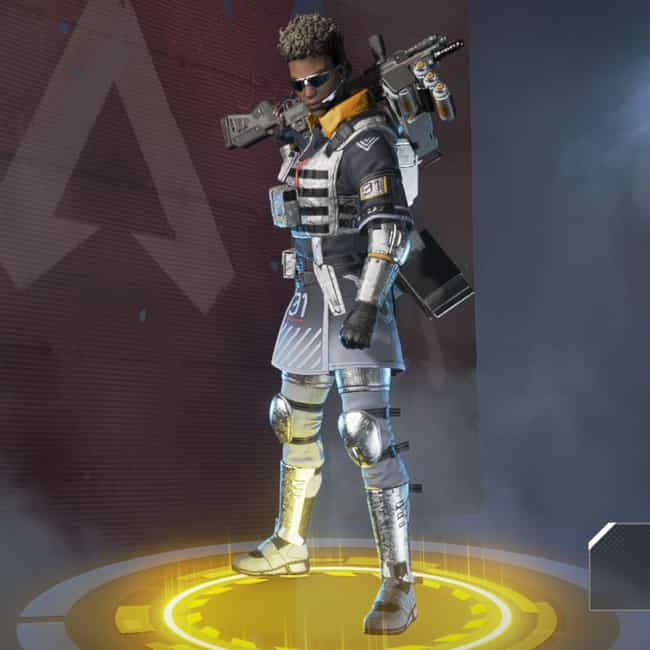 Officer Williams is listed (or ranked) 2 on the list The Best Bangalore Skins In 'Apex Legends'