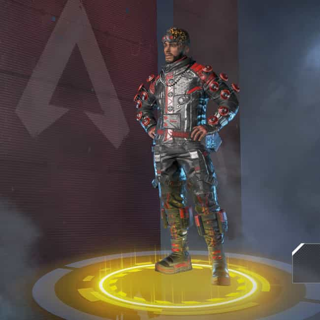 The Prestige is listed (or ranked) 3 on the list The Best Mirage Skins In 'Apex Legends'