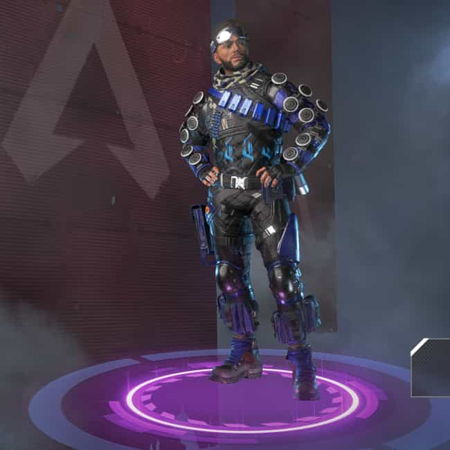 Fiber Optics is listed (or ranked) 4 on the list The Best Mirage Skins In 'Apex Legends'