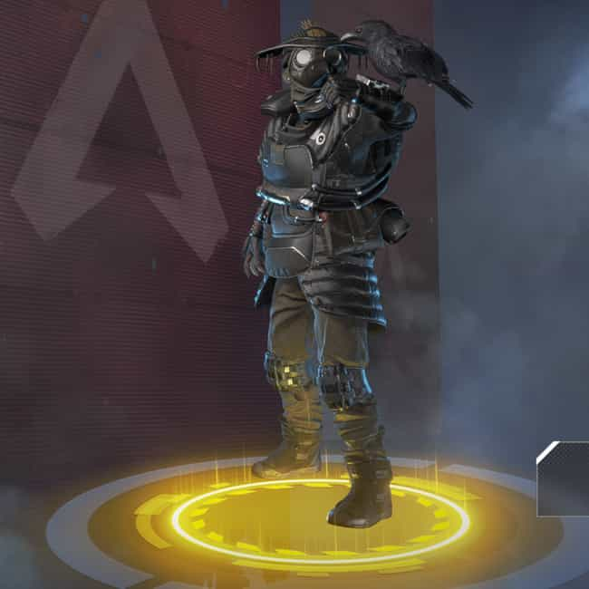 The Plague Doctor is listed (or ranked) 1 on the list The Best Bloodhound Skins In 'Apex Legends'
