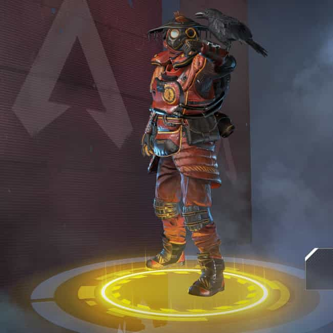The Runekeeper is listed (or ranked) 4 on the list The Best Bloodhound Skins In 'Apex Legends'