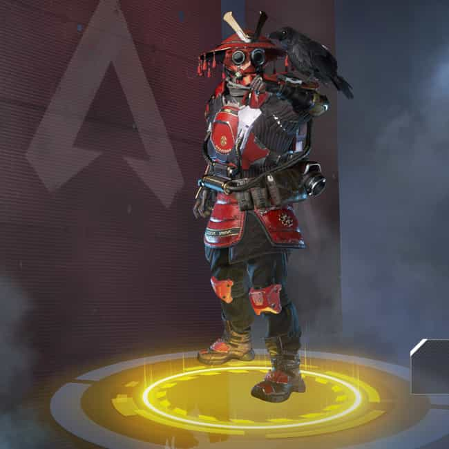 Royal Guard is listed (or ranked) 3 on the list The Best Bloodhound Skins In 'Apex Legends'