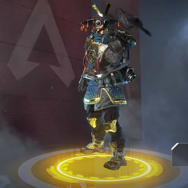 Imperial Warrior is listed (or ranked) 2 on the list The Best Bloodhound Skins In 'Apex Legends'