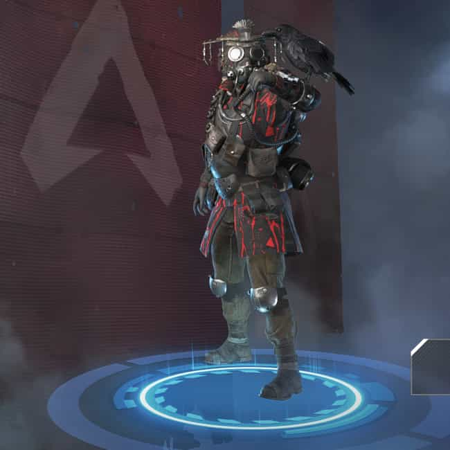 Bloodline is listed (or ranked) 4 on the list The Best Bloodhound Skins In 'Apex Legends'