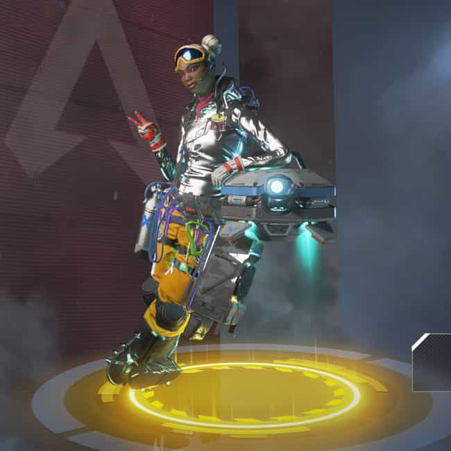Peak Performer is listed (or ranked) 3 on the list The Best Lifeline Skins In 'Apex Legends'