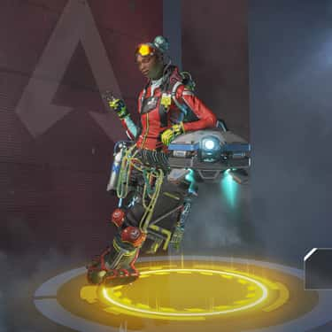Vital Signs is listed (or ranked) 2 on the list The Best Lifeline Skins In 'Apex Legends'