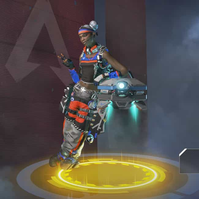 Organized Anarchy is listed (or ranked) 4 on the list The Best Lifeline Skins In 'Apex Legends'