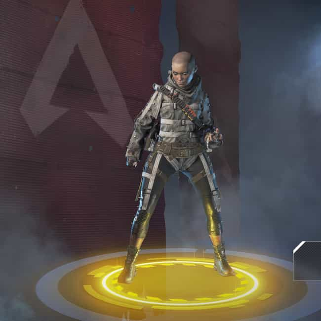 The Liberator is listed (or ranked) 4 on the list The Best Wraith Skins In 'Apex Legends'