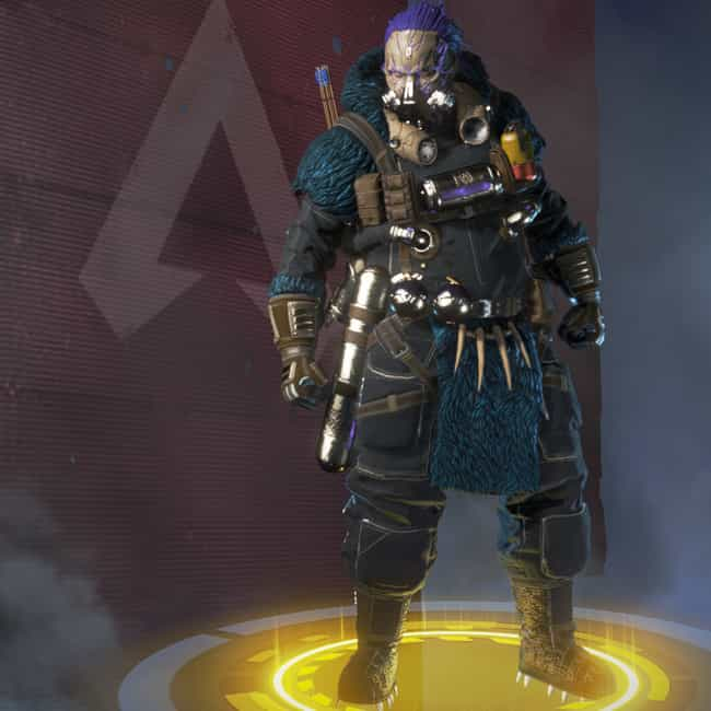 Philosopher's Stone is listed (or ranked) 3 on the list The Best Caustic Skins In 'Apex Legends'