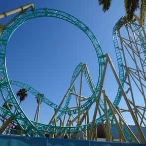 HangTime is listed (or ranked) 3 on the list The Best Rides at Knott's Berry Farm