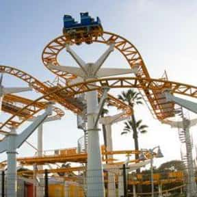 Coast Rider is listed (or ranked) 10 on the list The Best Rides at Knott's Berry Farm