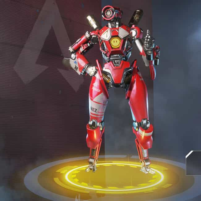 Angel City Pacer is listed (or ranked) 2 on the list The Best Pathfinder Skins In 'Apex Legends'