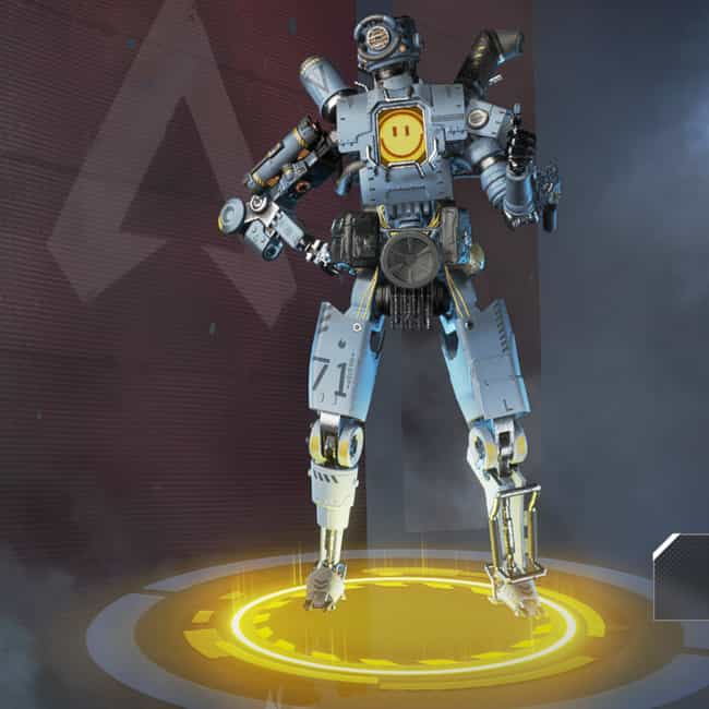 The Aviator is listed (or ranked) 4 on the list The Best Pathfinder Skins In 'Apex Legends'