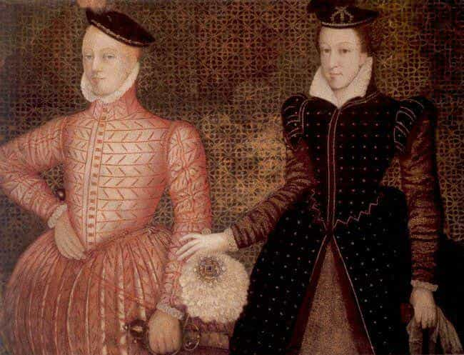 February 10, 1567: Mary ... is listed (or ranked) 4 on the list Everything That Had To Happen For Mary Queen Of Scots To Be Executed In Front Of 500 People