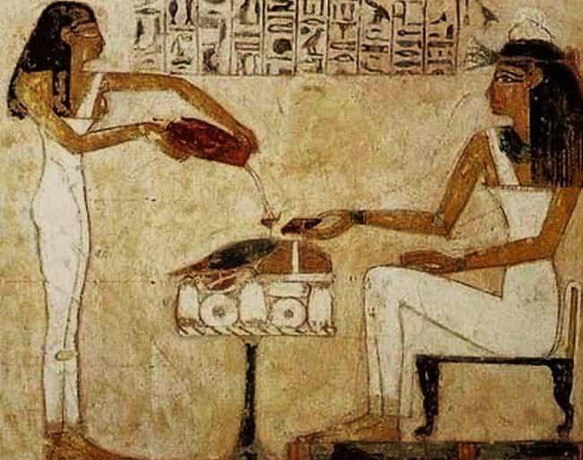 Some Ancient Egyptian La... is listed (or ranked) 2 on the list What Did The Ancient Egyptians Actually Eat?