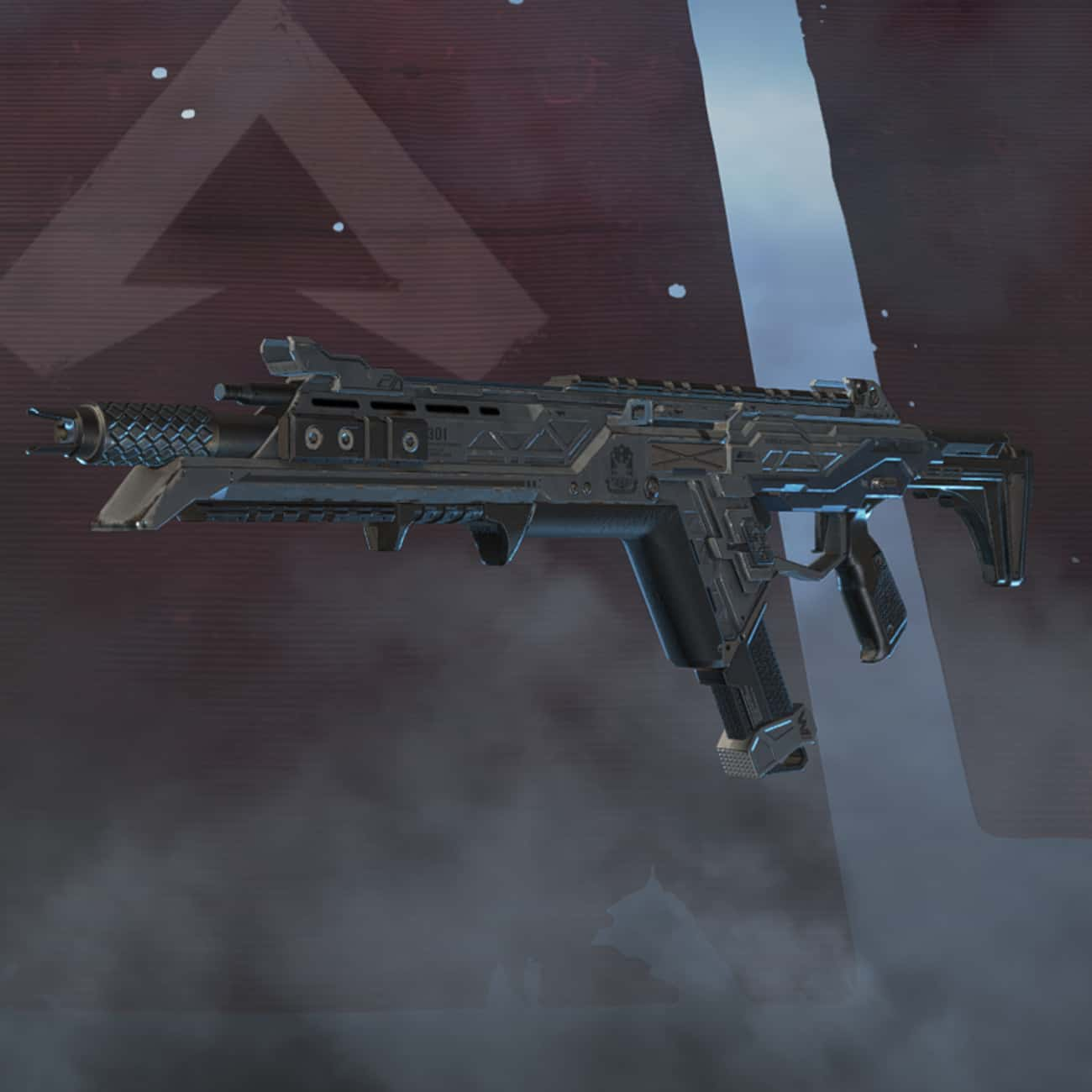 R-301 is listed (or ranked) 2 on the list The Best Guns In 'Apex Legends'