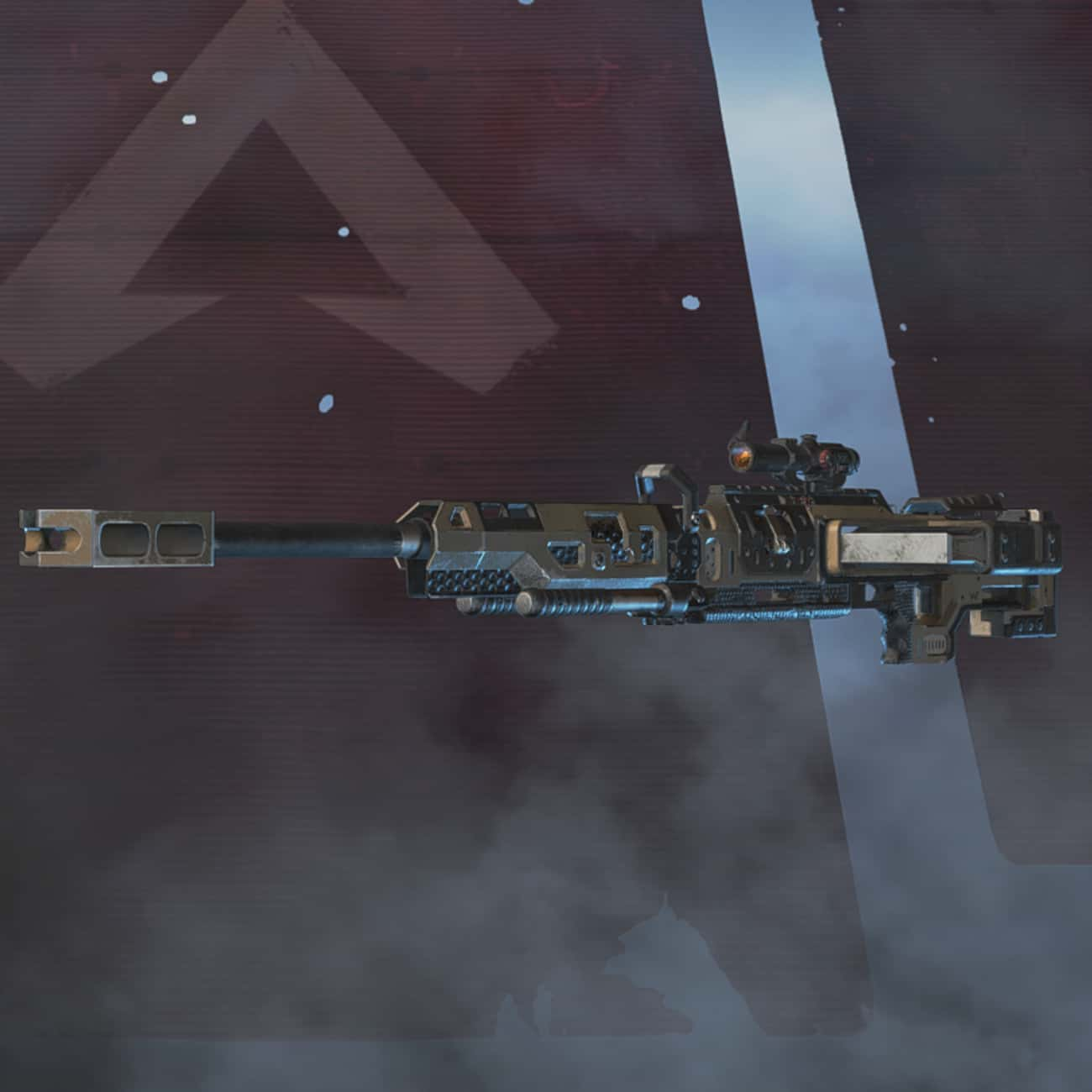 Kraber is listed (or ranked) 4 on the list The Best Guns In 'Apex Legends'