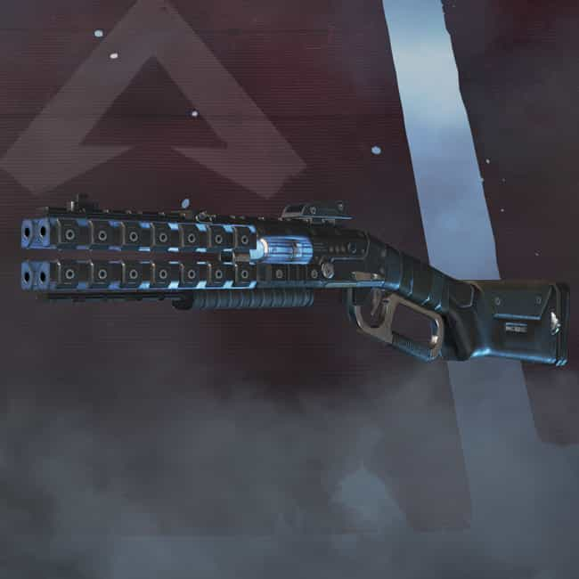 Peacekeeper is listed (or ranked) 3 on the list The Best Guns In 'Apex Legends'