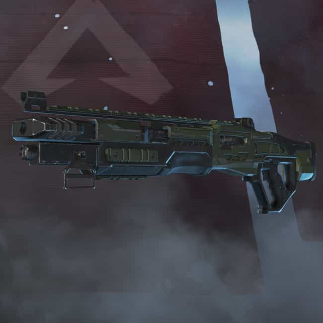 Mastiff is listed (or ranked) 4 on the list The Best Guns In 'Apex Legends'