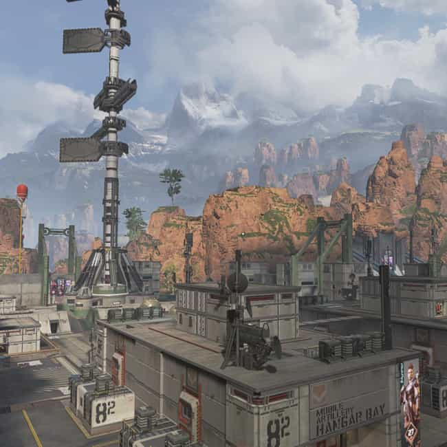 Repulsor is listed (or ranked) 3 on the list The Best Places To Land In 'Apex Legends'