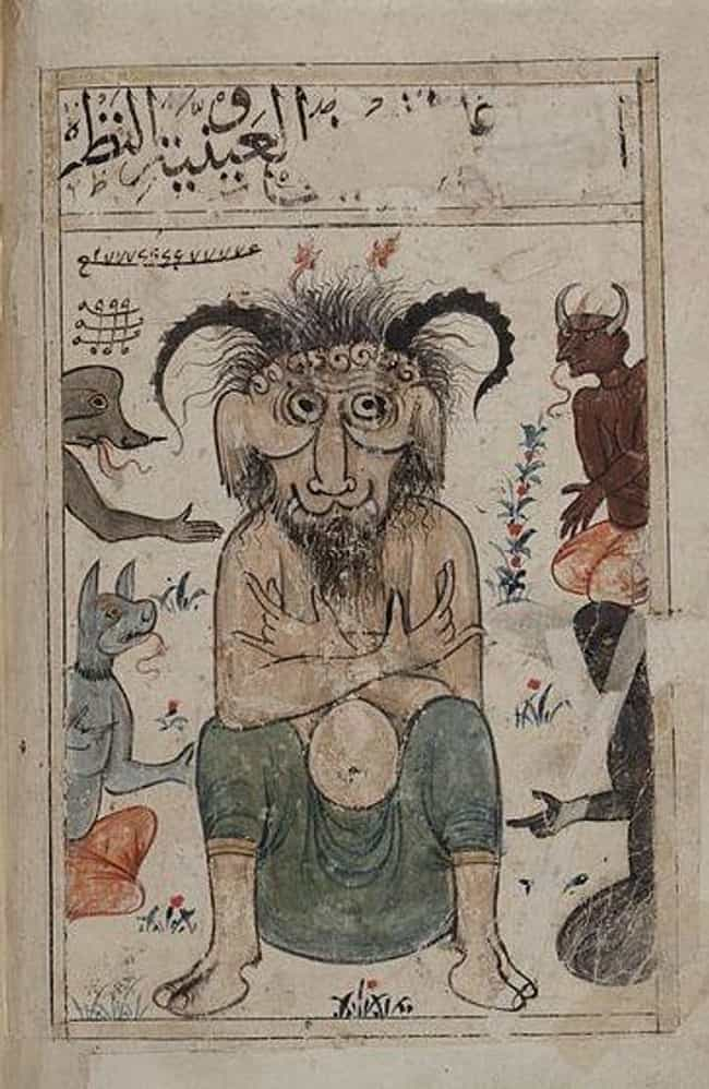 The Quran Says Jinn Were Creat... is listed (or ranked) 3 on the list Real Genies Are Far More Horrifying Than Anything You've Seen In Movies