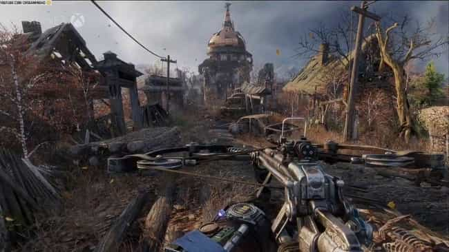 'Metro' Has A More Inter... is listed (or ranked) 3 on the list Why The 'Metro' Series Is The Perfect Antidote For Everyone Let Down By 'Fallout 76'