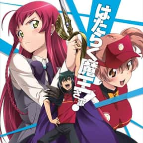The Devil Is a Part-Timer! is listed (or ranked) 1 on the list The Best Anime Like Hinamatsuri